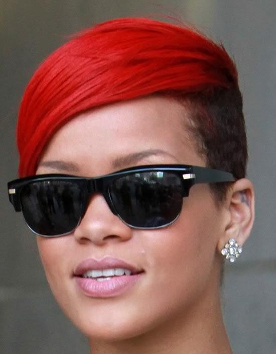 Cabelos De Rihanna
